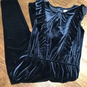 Other - Navy blue Valore jumpsuit size 14/16